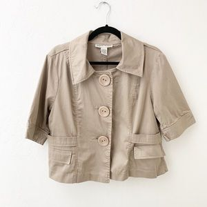 Bamboo Traders Short Sleeve Jacket